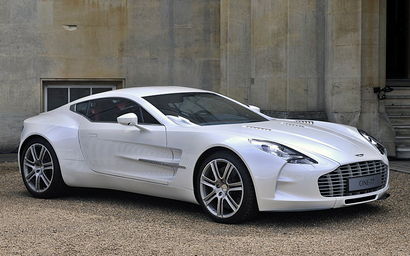 2009 Aston Martin One 77 Specifications Photo Price