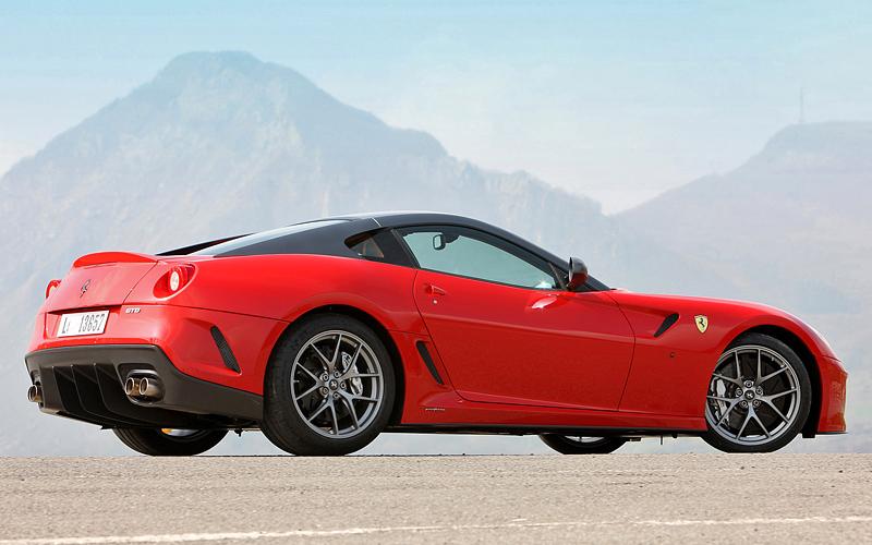 Ferrari F12 Price >> 2010 Ferrari 599 GTO - specifications, photo, price ...
