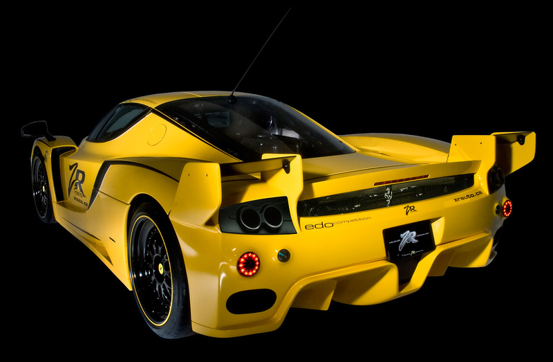 2009 Edo Ferrari Enzo Xx Evolution. 2010 Ferrari Enzo XX Evolution