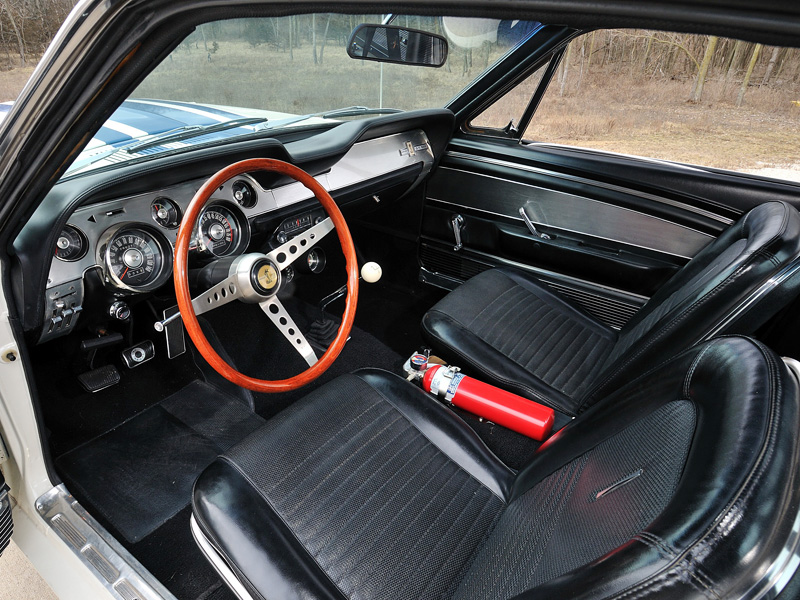 1967 Ford Mustang Shelby Gt500 Super Snake