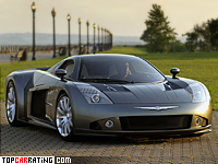 Chrysler ME Four-Twelve Concept 6 liter V12 AMG RWD 2004